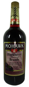 Mohawk Brandy Blackberry 750ml